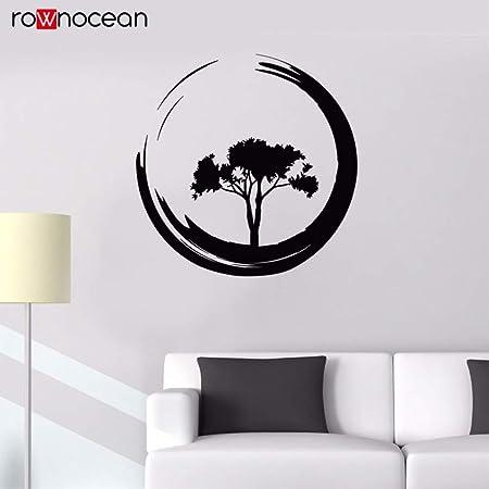Modeganqingg Etiqueta engomada del árbol de la Vida, símbolo ...