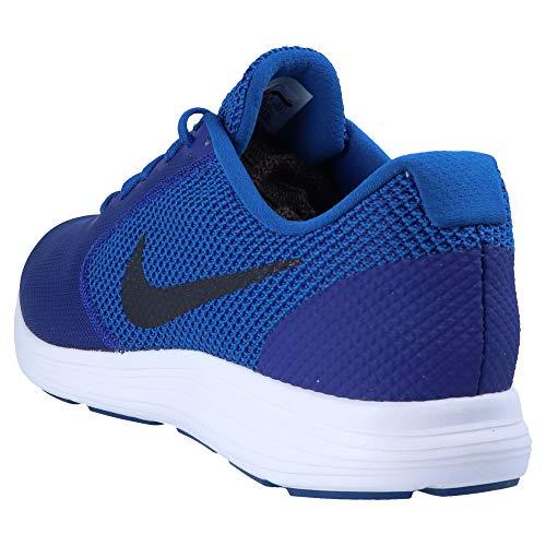 Vibenna Pour Se Nike obsidian Chaussures Air Homme De Blue Gymnastique Deep Royal 5faqB
