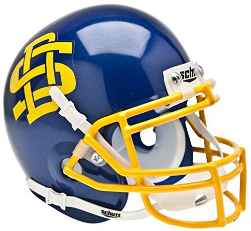 Schutt NCAA South Dakota State University Jackrabbits Mini Helmet by Schutt