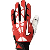 Nike Mens Vapor Jet 2.0 Receiver Glove Medium Red/White