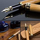 Fountain Pen Writing Set Case 100% Handcrafted