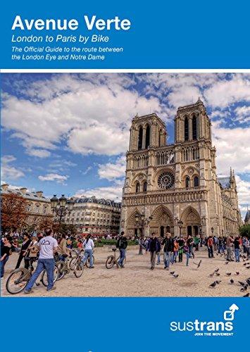 [Read] Avenue Verte: London to Paris by Bike P.D.F