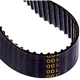"Jason Industrial 100XL100 Standard Timing Belts, Chloroprene, Xl- L- H- XH- XXH, 10"" Long, 1"" Wide"