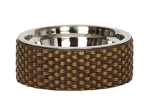 Unleashed Life Capri Collection Bowl, Large by Unleashed Life