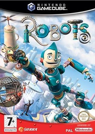 GameCube - Robots: Amazon.es: Videojuegos