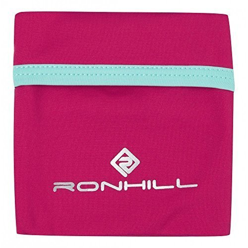 Ronhill Stretch Wrist Bolsillo - ML Rosa