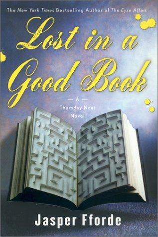 Lost in a Good Book: A Thursday Next - Plum Jasper