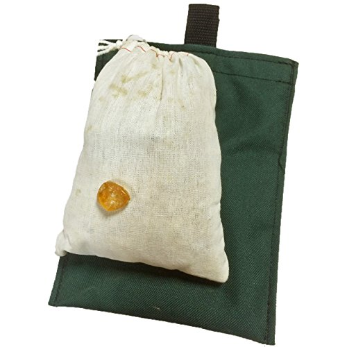 Saddle Barn Rodeo Amber Rosin Cordura Pouch Amber 1lb (Hunter)