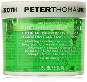 Peter Thomas Roth Cucumber Gel Mask, 5.0 Fluid Ounce