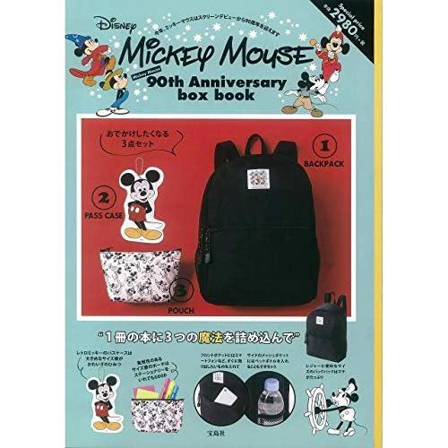 Mickey Mouse 90周年記念号 画像