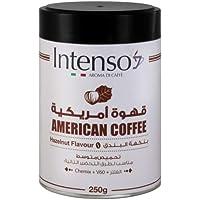 Intenso American Coffee, Hazelnut Flavour