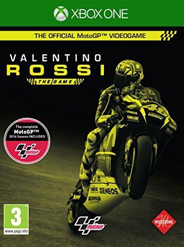 Price comparison product image MotoGP16: Valentino Rossi (Xbox One) by pqube