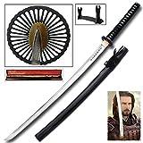 Last Samurai Hand Forged Katana 1060 Carbon Steel Blade