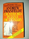 Crossword Puzzle Dictionary, Andrew Swanfeldt, 0060807628