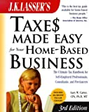 img - for J.K. Lasser's Taxes Made Easy for Your Home-Based Business (J. K. Lasser's from Ebay to Mary-Kay: Taxes Made Easy for Your Home-Based Business) book / textbook / text book