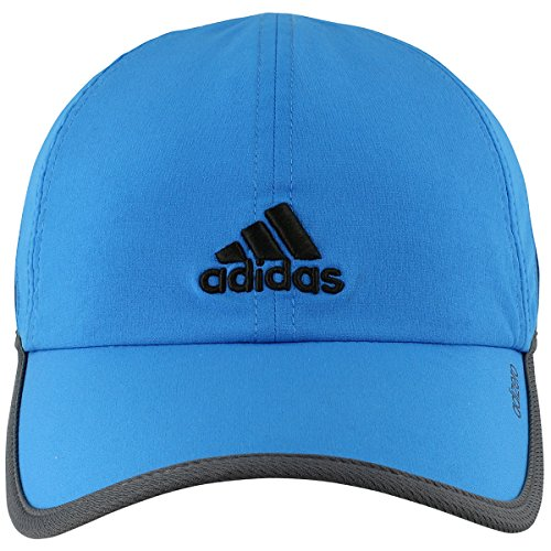 Adidas Men S Adizero Ii Cap Ray Blue Black One Size