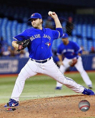 MLB Mark Buehrle Toronto Blue Jays 2013 Action Photo 8x10