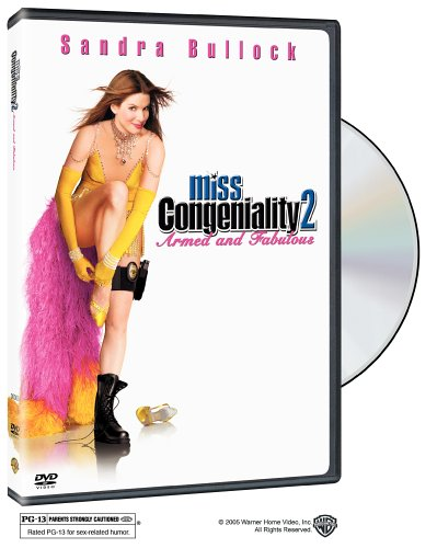 Miss Congeniality 2 - Armed and Fabulous (Full Screen Edition with Soundtrack CD)