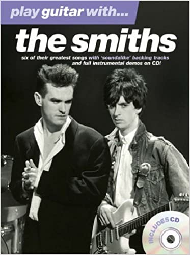 The Smiths Singles Collection Guitar TAB Music Book