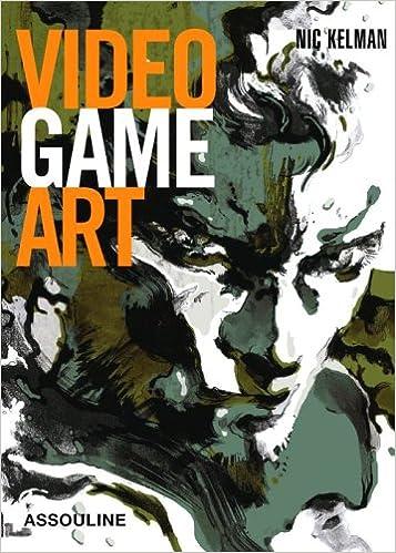 Video Game Art Nic Kelman Henry Jenkins 9782843237294