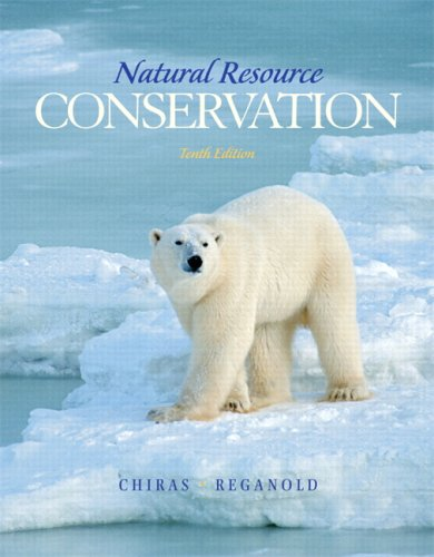 Natural Resource Conservation  Management For A Sustainable Future  10Th Edition
