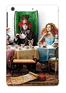 Eatcooment Durable Alice In Wonderland Back Case/ Cover For Ipad Mini/mini 2 For Christmas' Gifts by mcsharks