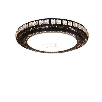 Wyban Moderne Ronde Cristal Plafond Lampe Led Plafonnier Etoile