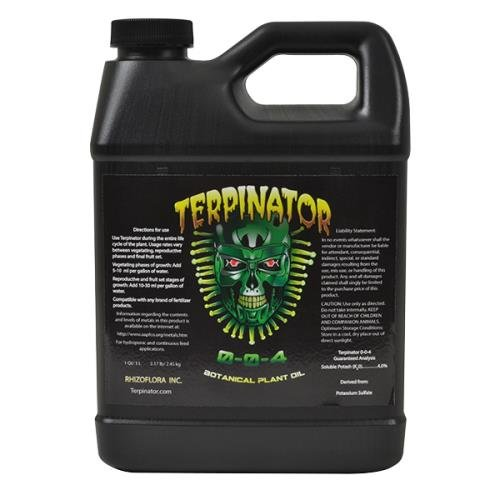 Buy Terpenator on Amazon.com to help buds be ready to harvest faster