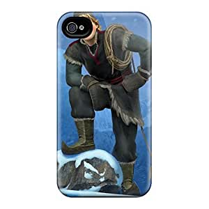 Hot Frozen Kristoff First Grade pc Phone Case For Iphone 4/4s Case Cover