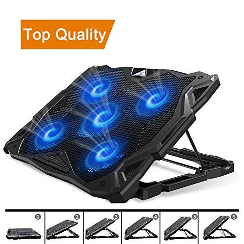 🥇 Pccooler Laptop Cooling Pad