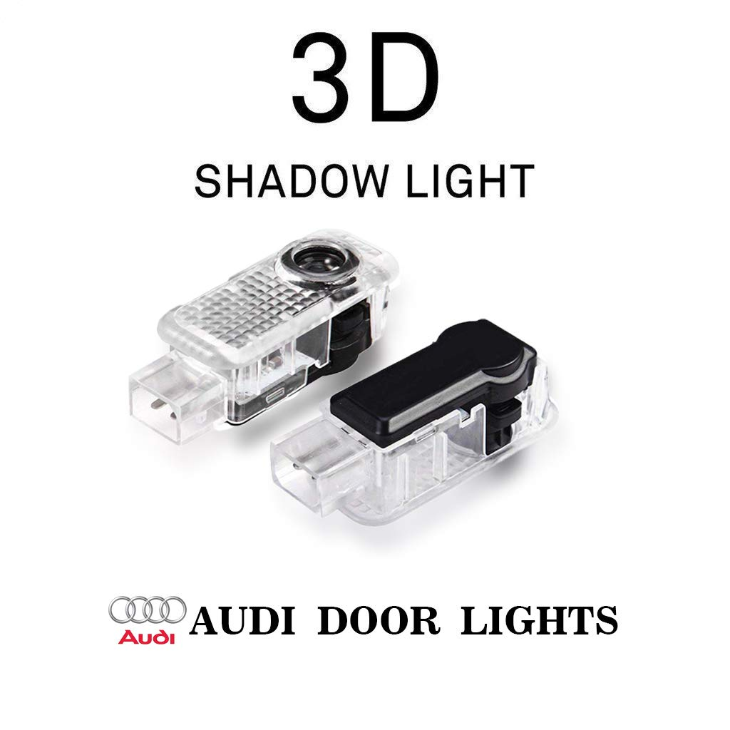 COASTAR Inlink 2 x Cree Autot/ür Logo Projektion Licht Einstiegsbeleuchtung Projektor Licht Logo