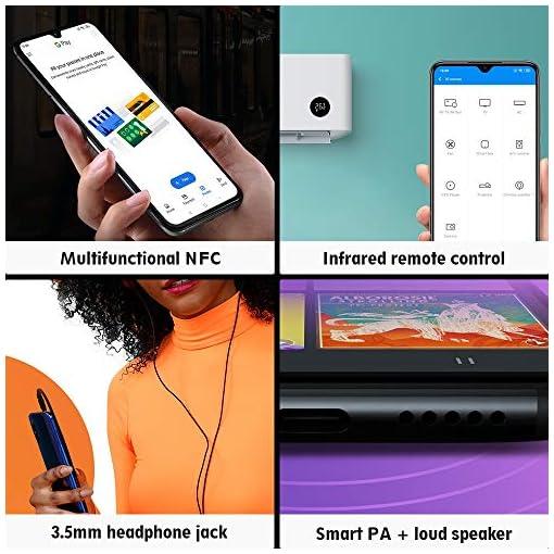 """Xiaomi Mi 9 Lite Tel?fono 6 GB di RAM + 128 GB di ROM, display Dot Drop da 6,39 """", Processore Octa-Core Snapdragon 710, Telefoni Cellulari con Fotocamera Tripla Anteriore da 32 MP e 48 MP AI Versione Globale"""