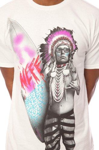 Surf Chief T-Shirt white Größe: S Farbe: white