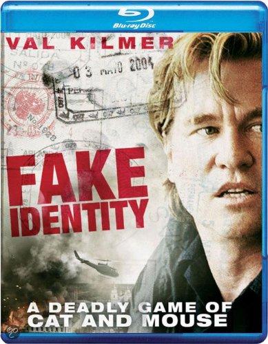 Fake Identity [Blu-ray] (Identity Blu Ray)