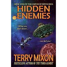 Hidden Enemies (Book 9 of The Empire of Bones Saga)