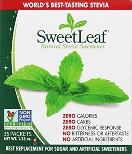 Price comparison product image Wholesale Sweet Leaf - 35 Packets,  [Food,  Sweeteners / Honey]