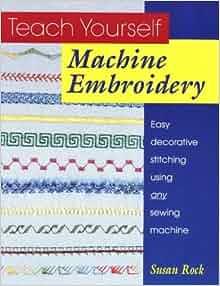 teach yourself sewing machine