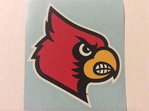 (Craftique Louisville Cardinals Vinyl Sticker 4