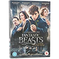 Fantastic Beasts and Where to Find ThemDVD