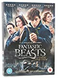 Fantastic Beasts and Where to Find Them DVD