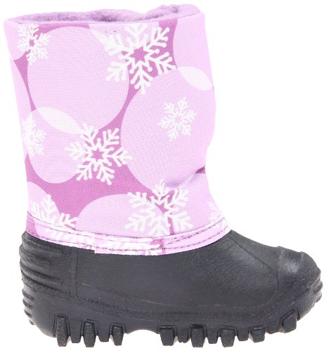 Little Tundra 4 Navy Plum Boot Toddler Teddy Kid waSPKzafq