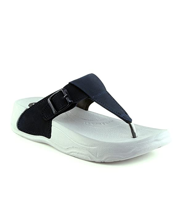 6904aa26edca Pure-Hf-26 Navy Flats For Womens  Buy Online at Low Prices in India - Amazon .in