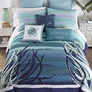 51MTFGfpt2L._SS300_ Coastal Bedding Sets & Beach Bedding Sets