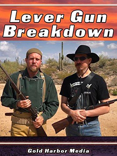 Lever Gun Breakdown (Harbor Gold)