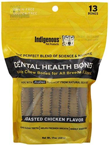 Indigenous Dental Health Bones Roasted Chicken Flavor Review