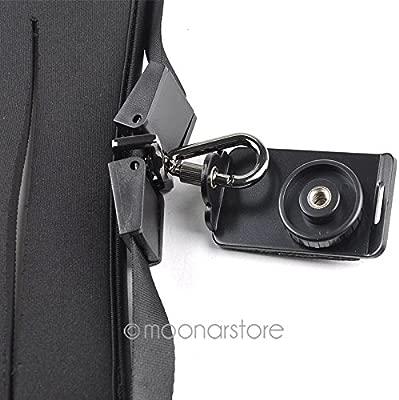 ryask (TM) cámara réflex correa de hombro Pin de seguridad del ...