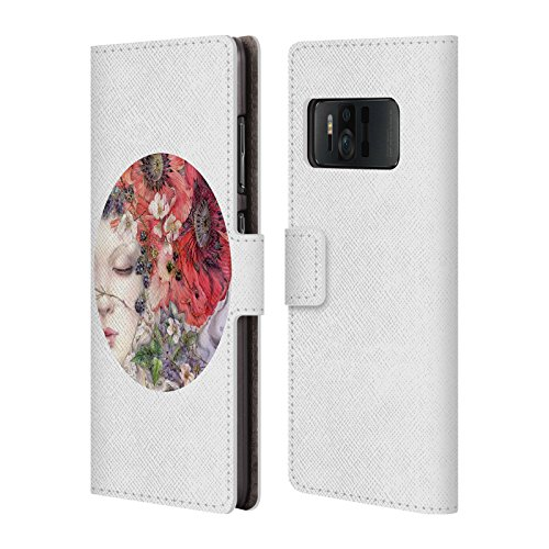 Descant Book - Official Stephanie Law She Sleeps Descants And Cadences Leather Book Wallet Case Cover For Asus Zenfone AR ZS571KL