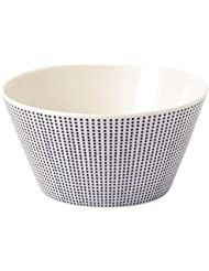 Royal Doulton Pacific Cereal Bowl, Blue