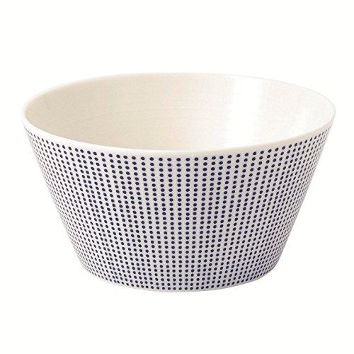 Royal Doulton 40009458 Pacific Cereal Bowl, - Cereal Bowl Royal Blue
