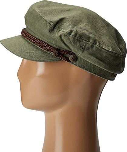 929feff4eeb Brixton Men s Fiddler Greek Fisherman Hat